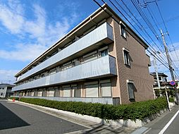 栃木県下都賀郡壬生町幸町2丁目の賃貸マンションの外観