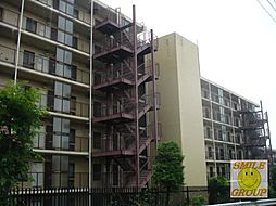 コスモプレイス市川東[403号室]の外観