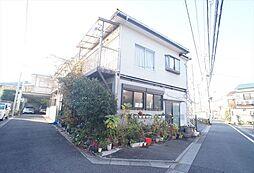東京都練馬区谷原1丁目の賃貸アパートの外観