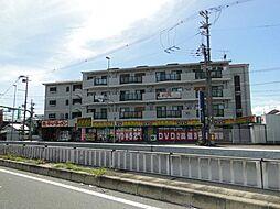 大阪府枚方市出口3丁目の賃貸マンションの外観