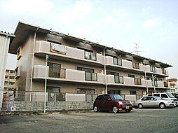 大阪府豊中市北条町2丁目の賃貸マンションの外観