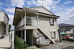 神奈川県海老名市杉久保南3丁目の賃貸マンションの外観