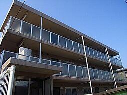 大阪府池田市木部町の賃貸マンションの外観