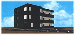 中間島新築マンション[305号室]の外観