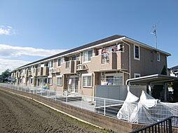 埼玉県狭山市広瀬2丁目の賃貸アパートの外観