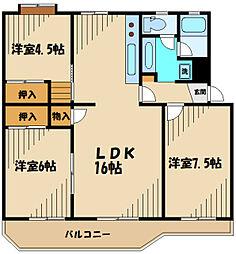 厚木駅 6.5万円
