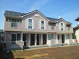 新潟県見附市今町5丁目の賃貸アパートの外観