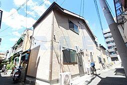 ソレイユ鶴見橋[1階]の外観