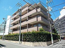 東京都世田谷区桜新町2丁目の賃貸マンションの外観