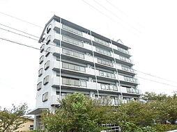 滋賀県野洲市野洲の賃貸マンションの外観