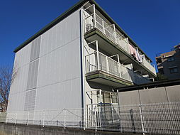 ヴァンベール白鍬弐番館[3階]の外観