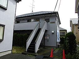 神奈川県横浜市泉区和泉中央南4丁目の賃貸アパートの外観