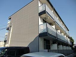 レオパレスMAMI[2階]の外観
