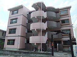 フォレスト平芝[3階]の外観