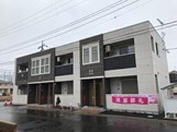 JR東北本線 宇都宮駅 バス30分 野高谷下車 徒歩10分の賃貸アパート