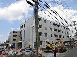 神奈川県大和市深見西4丁目の賃貸マンションの外観