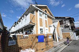 大阪府松原市天美東9丁目の賃貸アパートの外観