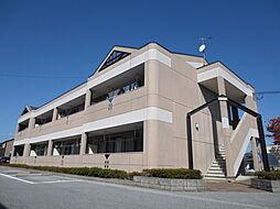 滋賀県彦根市高宮町の賃貸マンションの外観