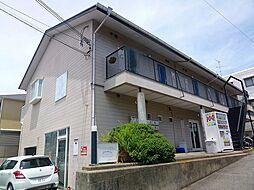 大阪府豊中市本町6丁目の賃貸アパートの外観