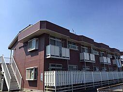 エルディム山栄[101号室]の外観
