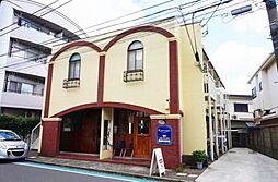 神奈川県茅ヶ崎市中海岸2丁目の賃貸アパートの外観