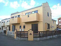 [テラスハウス] 福岡県久留米市合川町 の賃貸【/】の外観