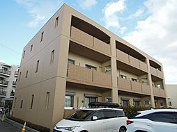 大阪府豊中市桜の町4丁目の賃貸マンションの外観