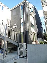 G・Aヒルズ武蔵小杉[101号室]の外観