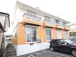 神奈川県厚木市恩名3丁目の賃貸アパートの外観