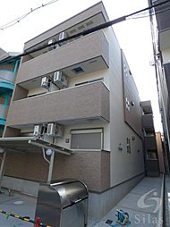Osaka Metro谷町線 太子橋今市駅 徒歩5分の賃貸アパート