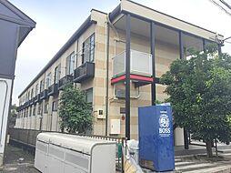 レオパレス シェルガーデン2[2階]の外観