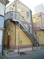 ユナイト横浜セシル・キャンベル[2階]の外観
