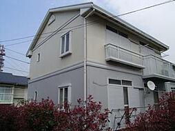 ヒルズ藤 B[101号室]の外観