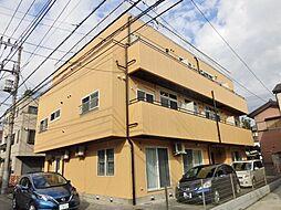 神奈川県綾瀬市大上6丁目の賃貸マンションの外観