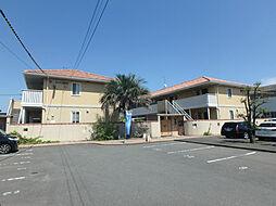 ルミエールB棟[1階]の外観