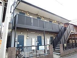 ドミール武蔵小杉[103号室]の外観