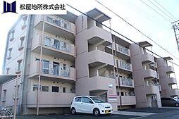 豊西マンション[1階]の外観