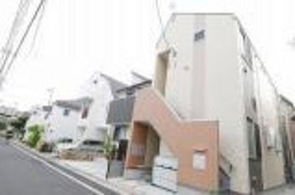 東京都江戸川区北小岩4丁目の賃貸アパート