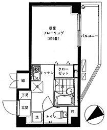 セイコーガーデン3[304号室]の間取り
