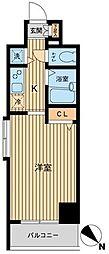 HF東神田レジデンス[12階]の間取り
