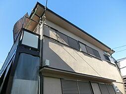 東京都練馬区練馬4丁目の賃貸アパートの外観