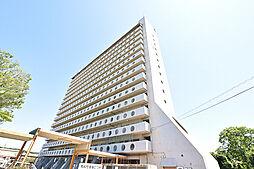 大阪府堺市南区槇塚台3丁の賃貸マンションの外観