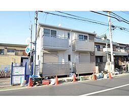 埼玉県さいたま市北区植竹町1丁目の賃貸アパートの外観