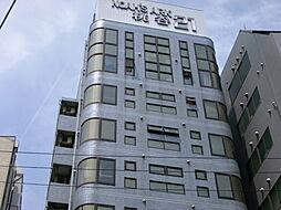 大阪府大阪市天王寺区烏ケ辻1丁目の賃貸マンションの外観