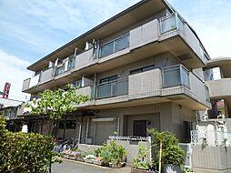 埼玉県さいたま市見沼区大和田町2丁目の賃貸マンションの外観