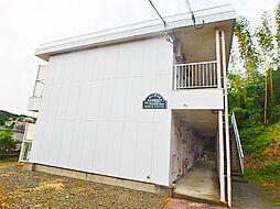 神奈川県川崎市麻生区栗平1丁目の賃貸マンションの外観