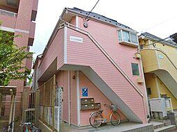 神奈川県大和市中央林間5丁目の賃貸アパートの外観