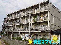 第二中山マンション[1階]の外観