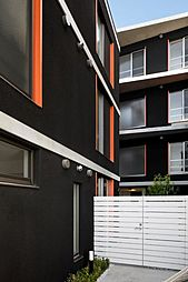 Apartment KURO武蔵小山II[1階]の外観