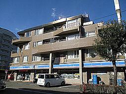 神奈川県横浜市都筑区南山田2丁目の賃貸マンションの外観